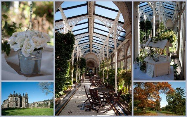 Sandon Hall, Conservatory