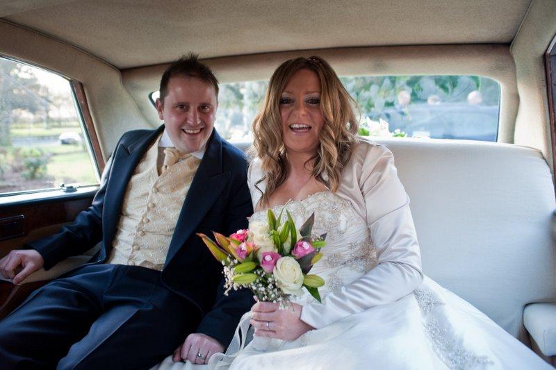 Wedding of Michelle and Edd