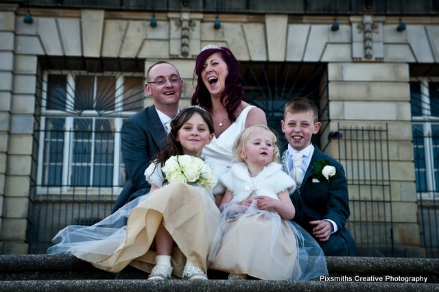 Wedding Mike and Sarah – Wallasey Town Hall
