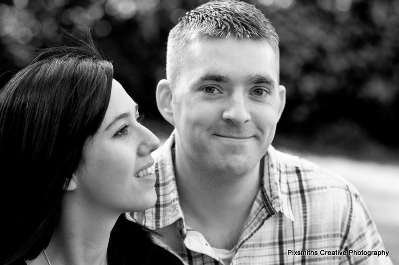Matt and Sue West Kirby Pre-Wed Shoot