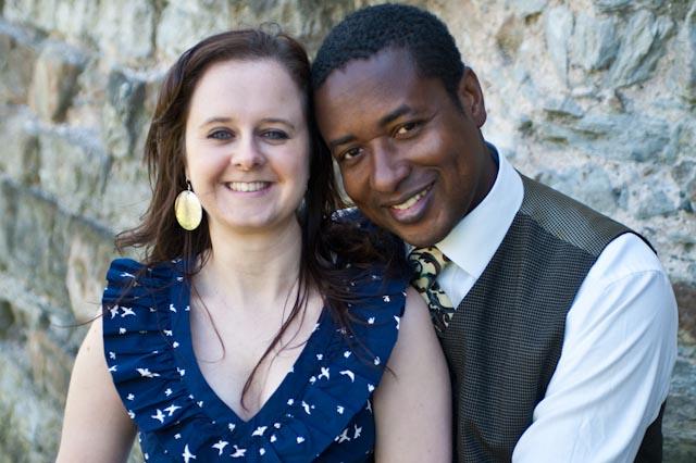 Lesley and Stephen – Pre Wed Sneak Peek Flint Castle