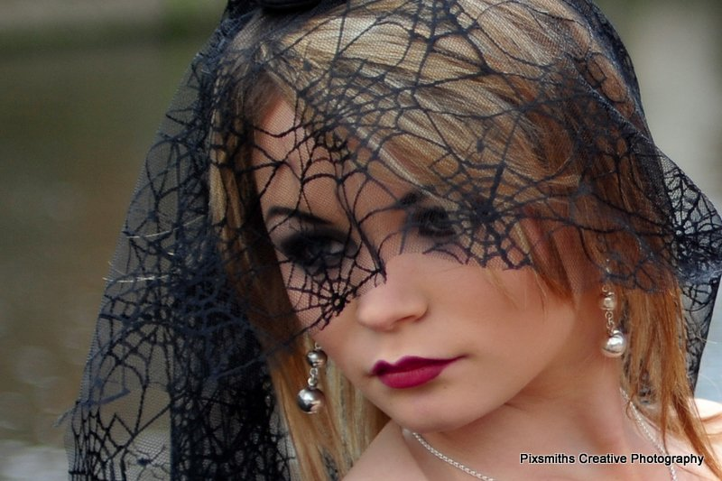 Gothic Bride Shoot