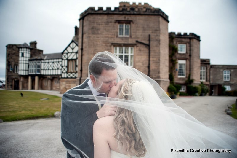 Dan and Sam – Wirral Wedding Leasowe Castle