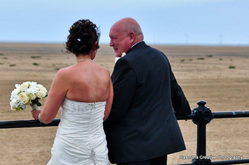 John and Margaret Wirral Wedding