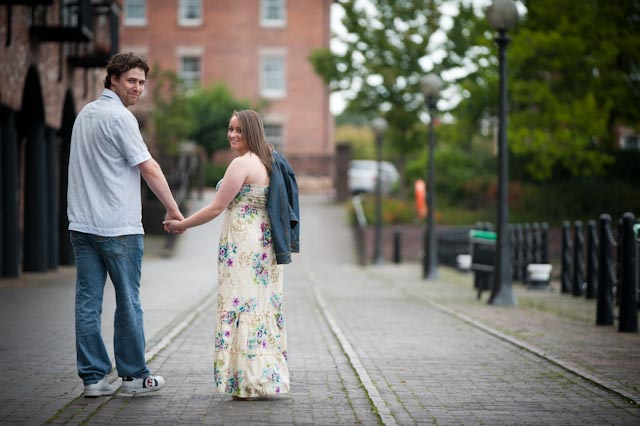 Sam and Dave Pre-Wed
