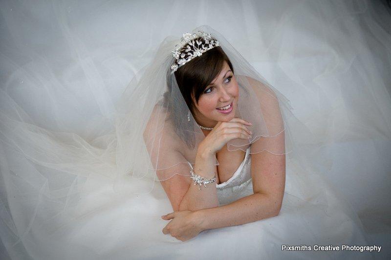 Liverpool Bride St Georges Hall