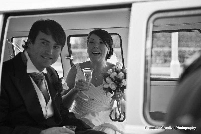 Chester Wedding Rowton Hall – Gemma and Chris