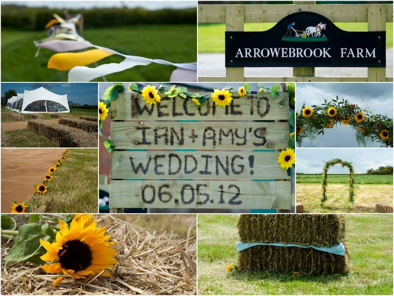 Amy and Ian Married – Wirral Farm Wedding