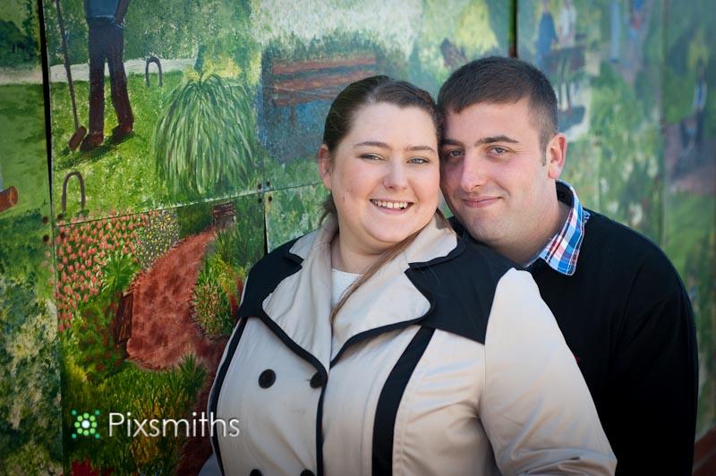 Ryan and Rachael – Pre Wedding West Kirby