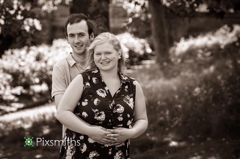 Aimee and Glenn Pre Wed Port Sunlight