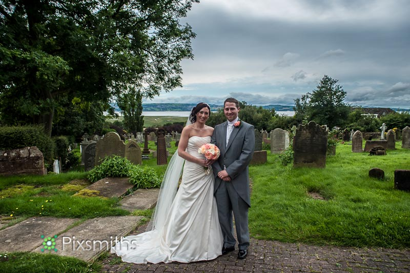 Jennie and Barry – Wirral Wedding Grange Country Club Thornton Hough