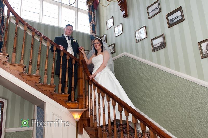 Wirral Wedding Photography: Christine and David: Hollins Hey Hotel