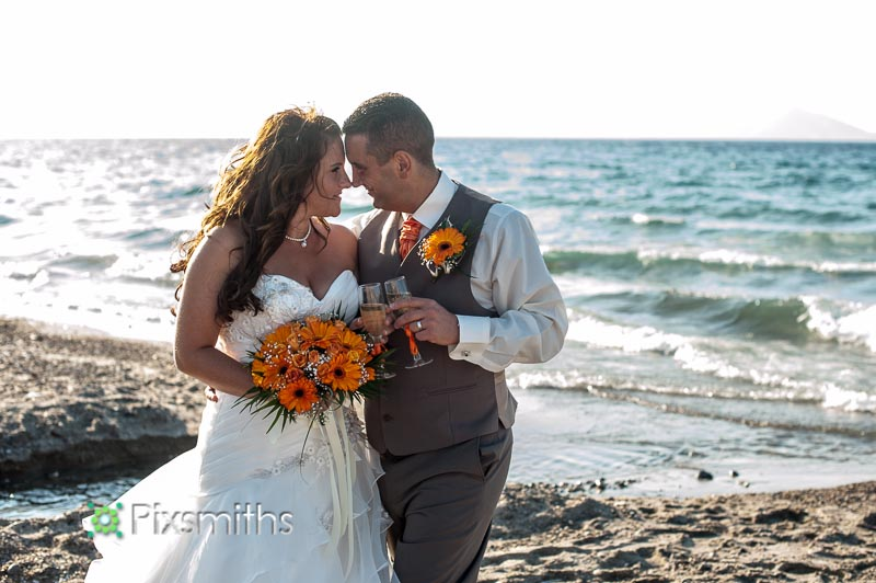 Kos Wedding Photographer: Blue Lagoon Resort: Emma and Steve Part 1