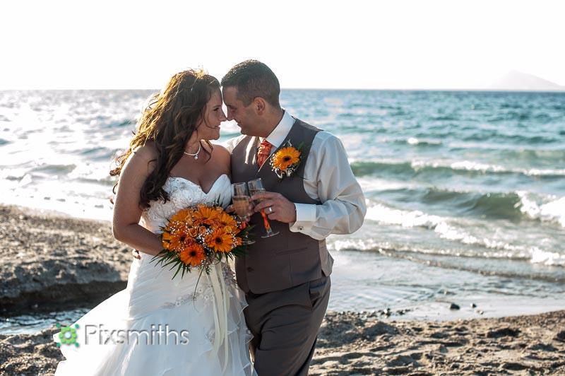 Kos Wedding Photographer: Blue Lagoon Resort: Emma and Steve Part 1