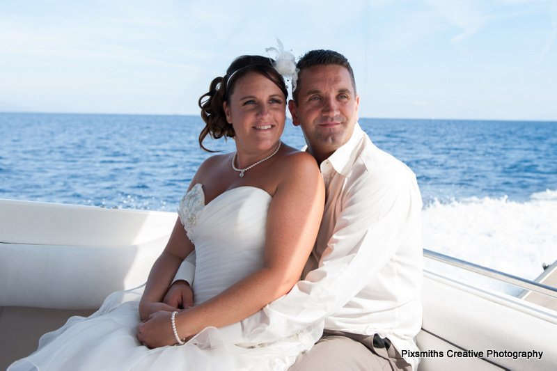 Kos Wedding Photography: Emma and Steve Part 2