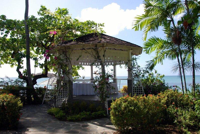 wedding venue St Lucia