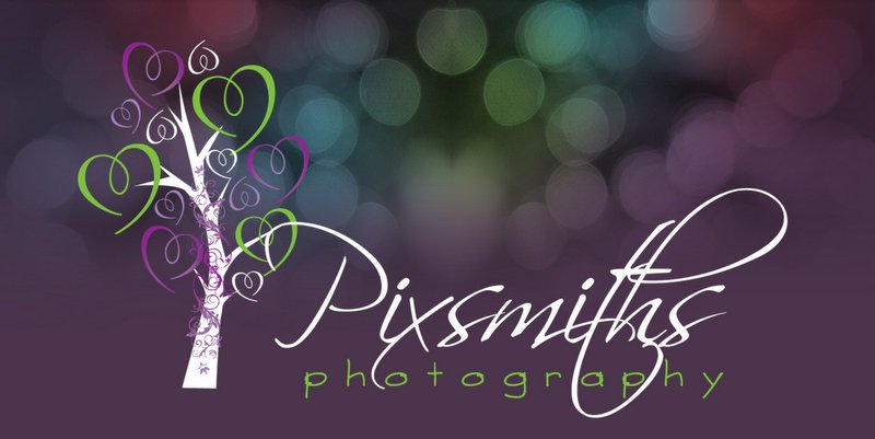 New Pixsmiths Photography Logo