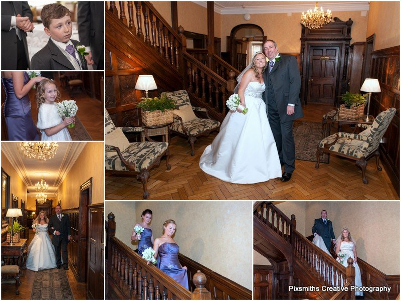 Rowton Hall Wedding Photogrpahy