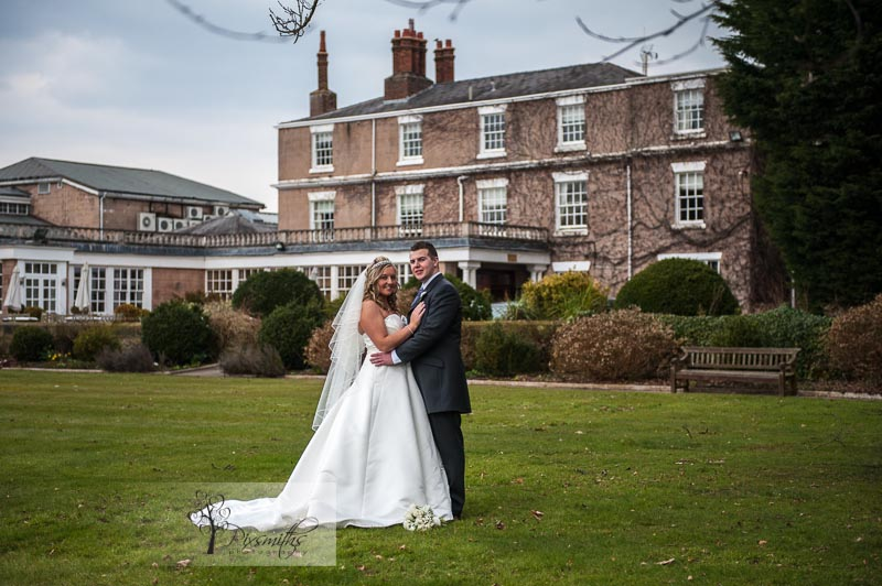 Rowton Hall Hotel wedding