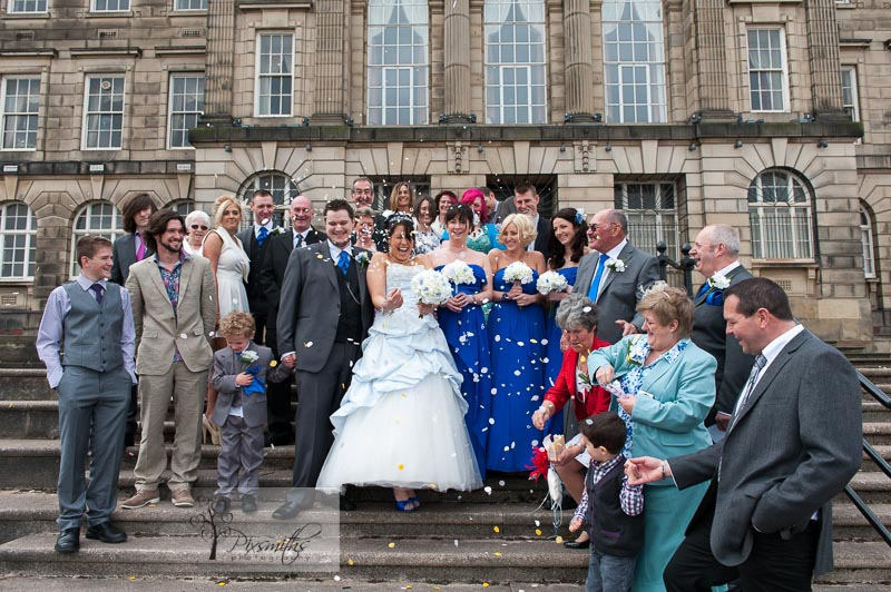 Wirral Civil Ceremony: Wallasey Town Hall: Ali and John