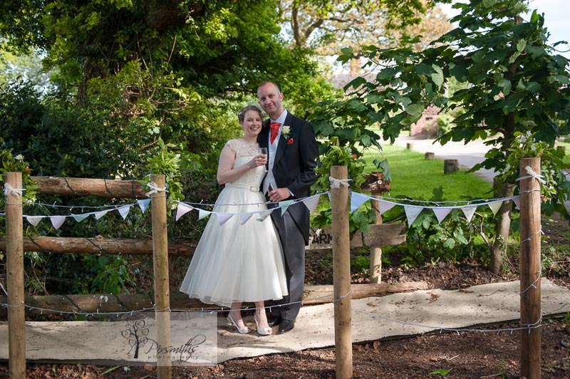Cheshire Photographer: Fancy Dress Marquee Wedding of Hannah and Andrew