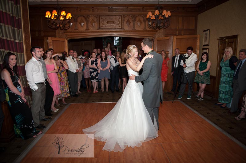 first dance Inglewood Manor weddidng