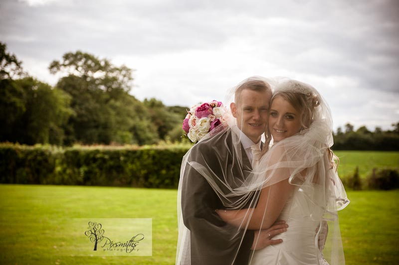The Grange Country Club Wedding Photographer: Lauren and Paul