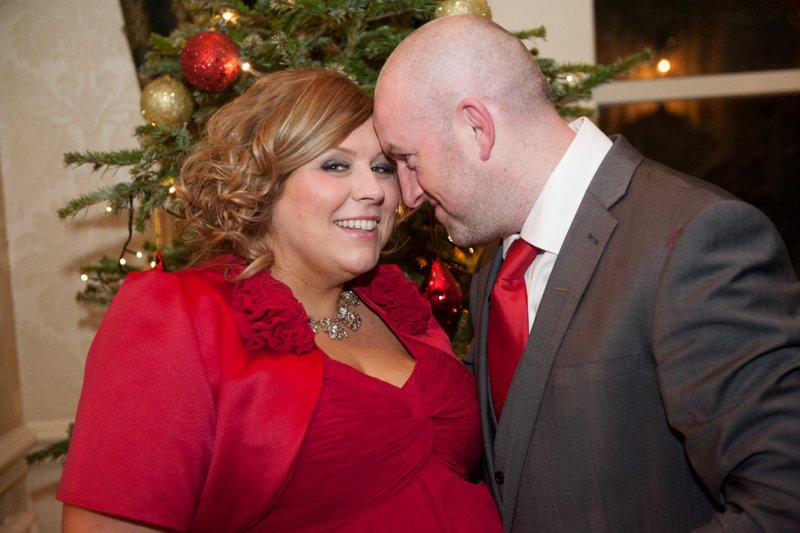 Christmas Wirral Wedding: Sarah and Richard's Festive Day