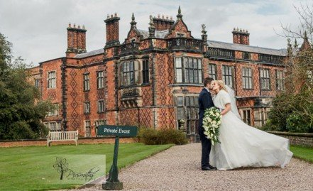 Arley Hall Wedding: Emma and Stephen