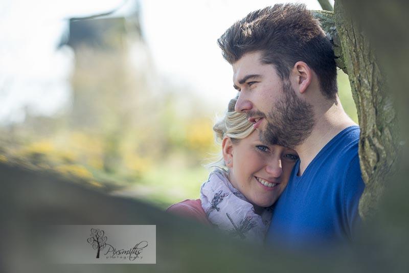Bidston Hill Pre Wedding: Lauren and Paul