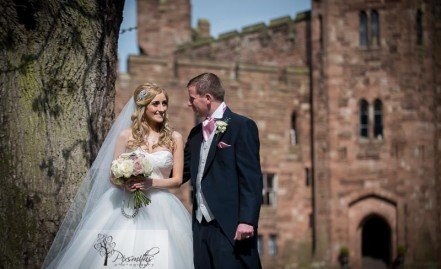 Peckforton Castle Wedding Photography: Angela and Darren