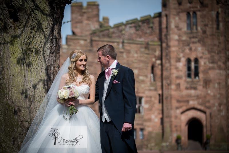 Peckforton Castle Wedding Photography: Angela and Darren