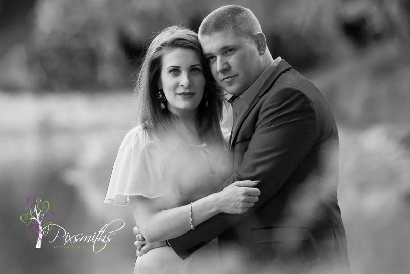 Claire and Michael Engagement Shoot: Birkenhead Park