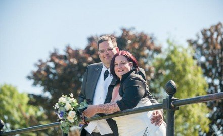 Trudy and David: Wallasey Town Hall Wedding
