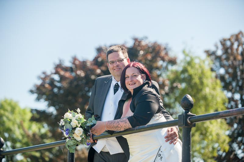 Trudy and David: Wallasey Town Hall Wedding