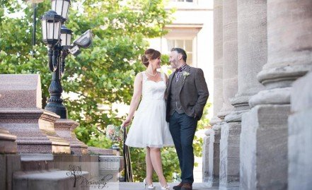 Birkenhead Town Hall Wedding: Kat and Steve