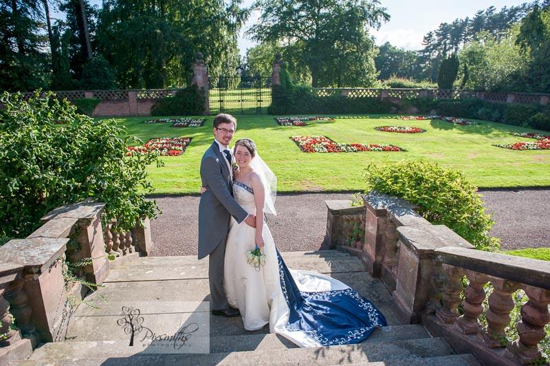 Inglewood Manor wedding portrait photography