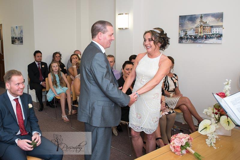 Ormskirk Wedding : Lorraine and Tony