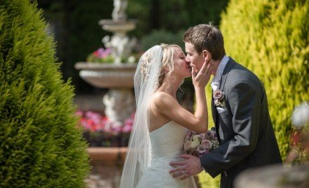 Nunsmere Hall Wedding Photography: Sarah and Stuart