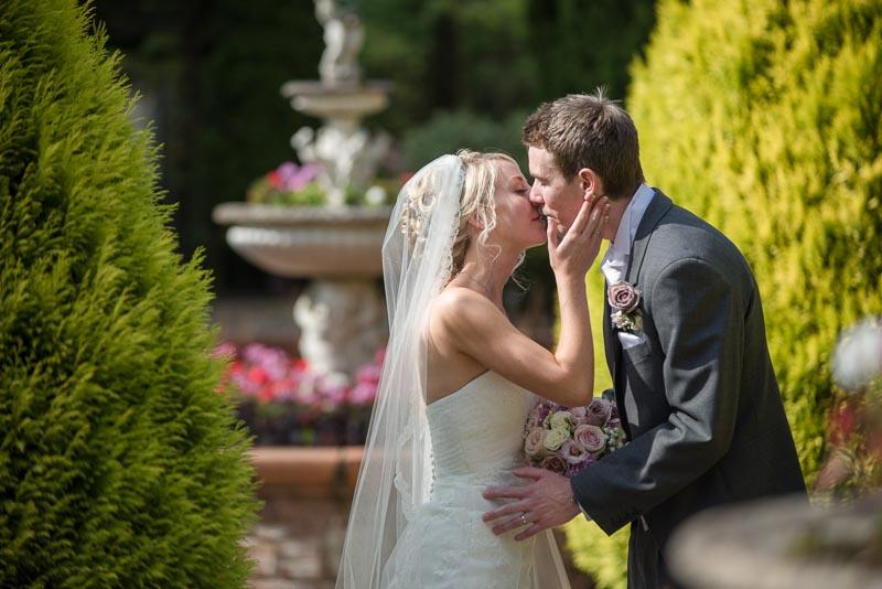 Nunsmere Hall Wedding Photography: Sarah and Stuart