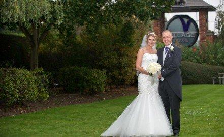 Village Urban Resort Wedding: Hayley and Phil