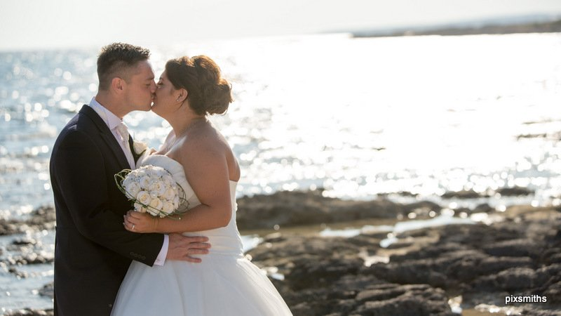 Cyprus Destination Wedding: Rachel and Jake