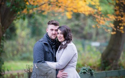 Engaged – Ben and Stephanie