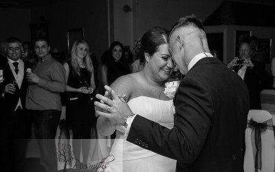 Hoylake Social Club Wedding Party: Rachel and Jake