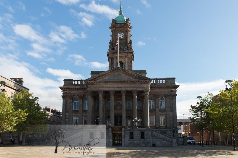 Birkenhead Town Hall Wedding