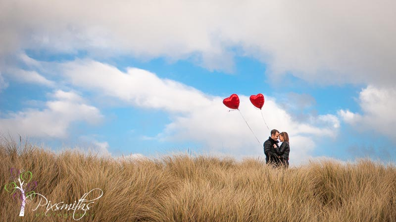 Valentine's Day Engagement: Victoria and Mike