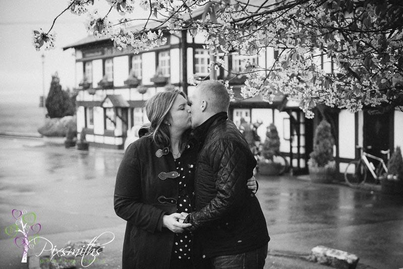 Parkgate Pre wedding Shoot: Abie and Jason