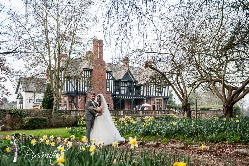 Inglewood Manor Wedding Photography: Stephanie and Ben