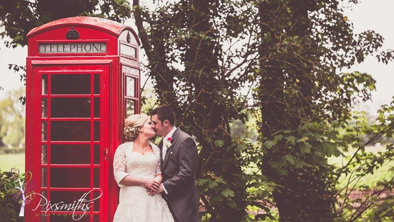 Hinderton Hall Wedding Photography: Angela and Sean