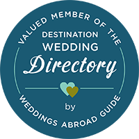 WEDDINGS ABROAD GUIDE VALUED MEMBER